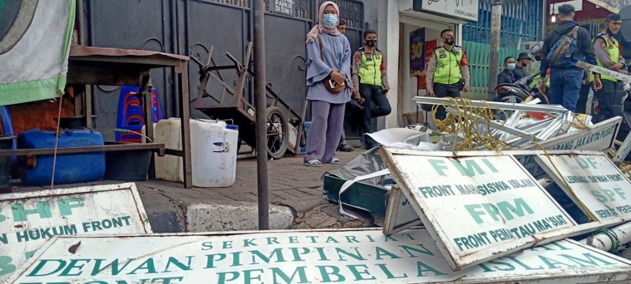 Indonesian hardline organisation FPI
