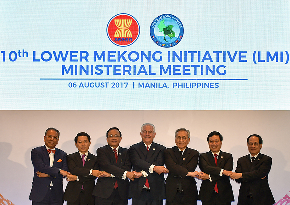 10th Lower Mekong Initiative Ministerial Meeting