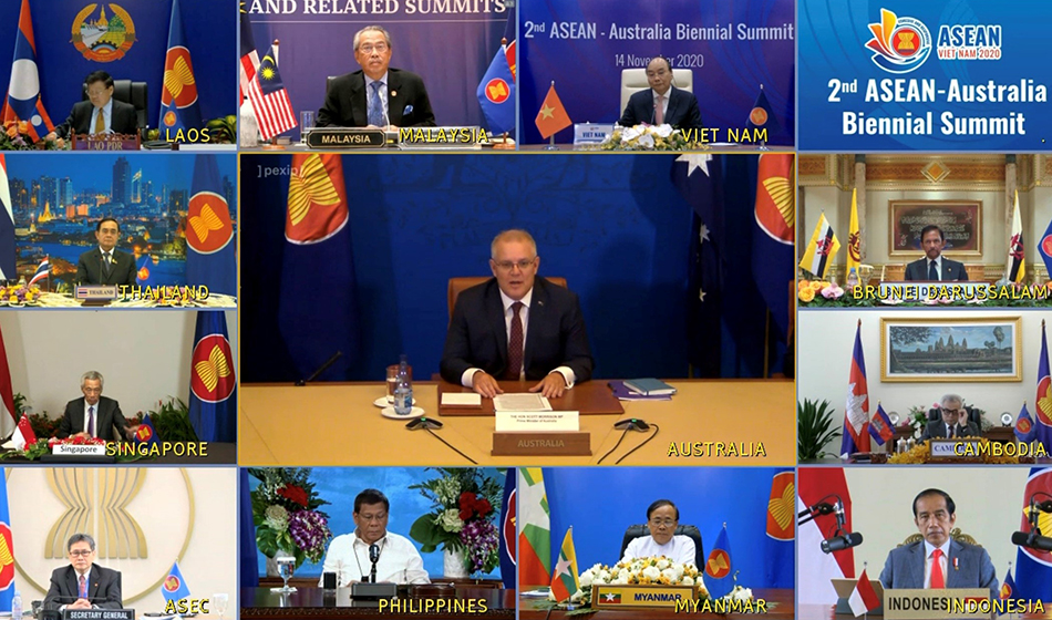 Second ASEAN-Australia Biennial Summit