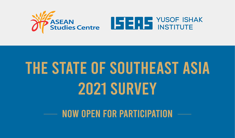 State of Southeast Asia: 2021 Survey banner
