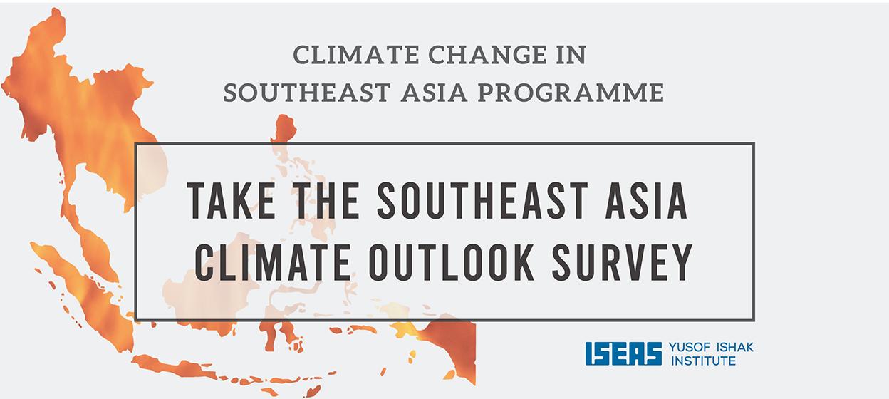 Southeast Asia Climate Outlook Survey